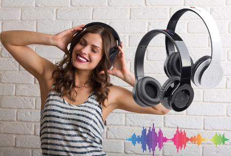 Draadloze Bluetooth hoofdtelefoon van Gembird