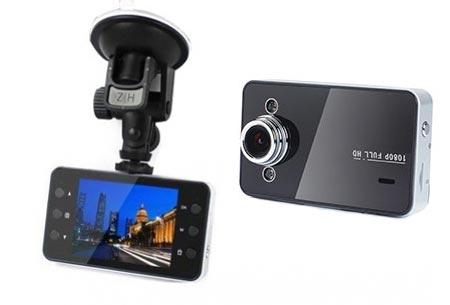 Full HD Dashcam 1080p LCD night vision