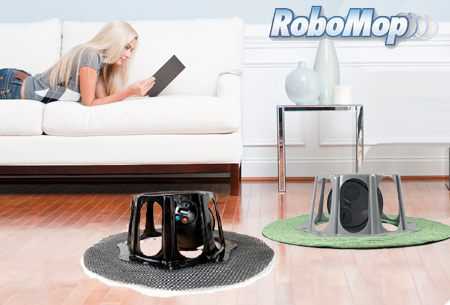 RoboMop Softbase of Allergo Energy+
