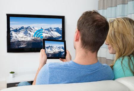 X9 software voor online streamen van films, series en live sportkanalen