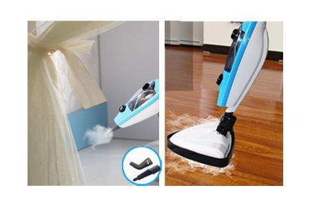 Beldray 5-in-1 stoomreiniger | Snel en gemakkelijk schoonmaken zonder chemische middelen!