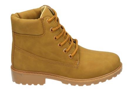 Adventurous boots | Stoere & stijlvolle enkellaarsjes Camel