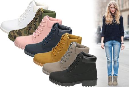 Adventurous boots