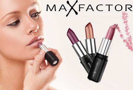 Max Factor Colour Collections lipstick
