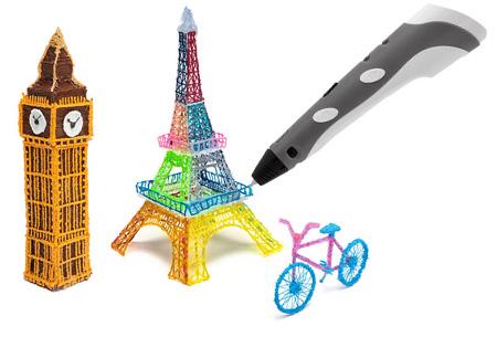 3D printing pen starterspakket en/of navulling