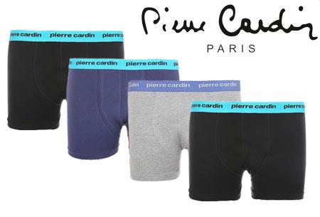 4-pack Pierre Cardin boxers