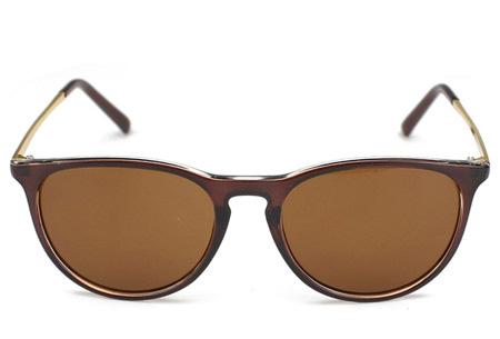 Vintage Look zonnebril | Echte musthave! Bruin