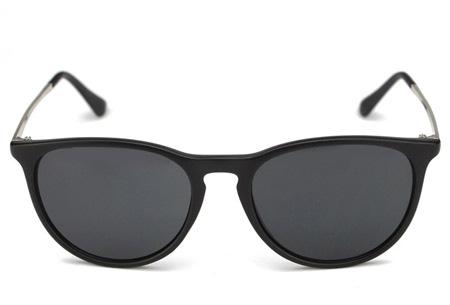 Vintage Look zonnebril | Echte musthave! Mat zwart