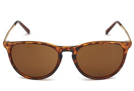 Vintage Look zonnebril Tortoise