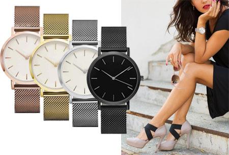 Exclusive horloge