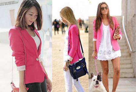 Dames blazer met mega korting | Stijlvolle musthave in 8 kleuren