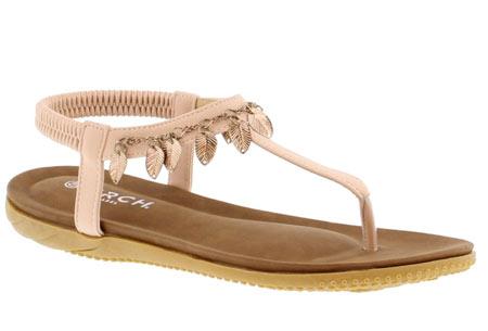 Ibiza feather slippers | De leukste en hipste slippers voor de zomer Poederroze