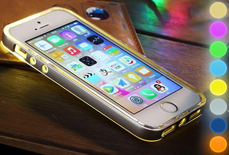 iPhone Light Up case