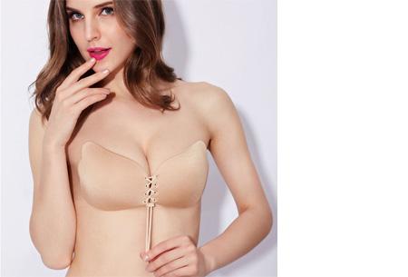 Plak BH met ultiem push-up effect voor een prachtig decolleté | Onzichtbaar onder kleding!