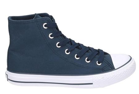 Classic sneakers Maat 44 - Blauw - Hoog model