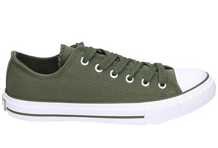 Classic sneakers Maat 37 - Groen - Laag model