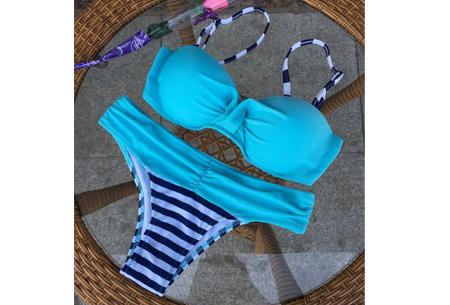 Lovely beach bikini | Met deze bikini ben jij ready voor de zomer!