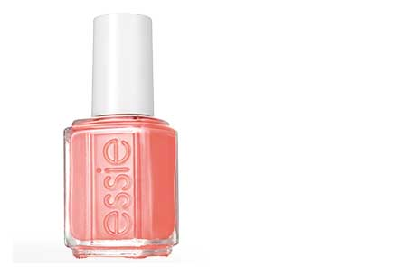Essie nagellak verkrijgbaar in maar liefst 23 kleuren | Shop het Amerikaanse salonmerk nu voor een spotprijs! #372 Peach Side Babe