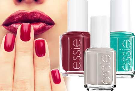 Essie nagellak verkrijgbaar in 23 kleuren