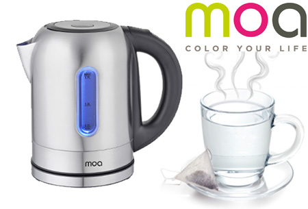 Moa Design waterkoker