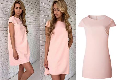 vrijetijdsschoenen 100% hoge kwaliteit ophalen Pastel jurkje - S/M - Roze -