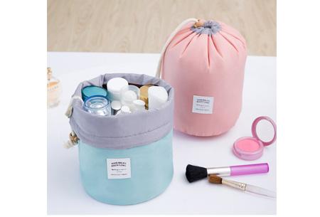 Cosmetica reistas | Handige organizer met vakjes voor al je spullen