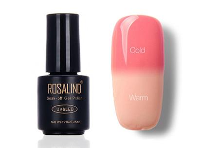 Colorchanging nagellak met UV LED lamp | De temperatuur bepaalt de kleur van jouw nagels #T02