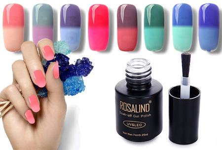 Colorchanging nagellak