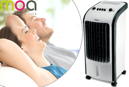 Moa mobiele Aircooler 3-in-1