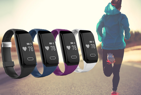 Bluetooth 4.0 Activity tracker