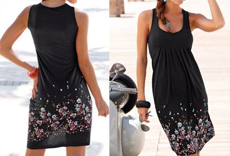 Floral zomerjurk | Vrouwelijk & comfortabel jurkje voor een stijlvolle zomerlook!