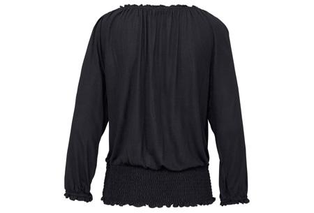 Off shoulder top   Hip, stijlvol en comfortabel in één!