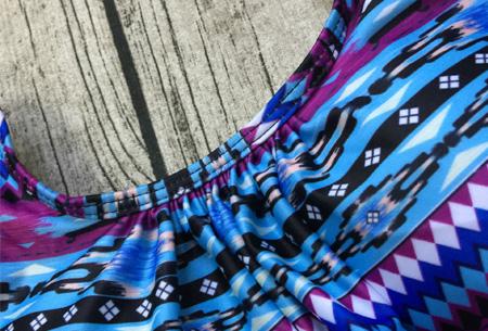 Pattern bikini | Voor de perfecte beachlook