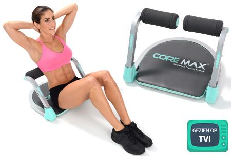 Core Max fitnesstoestel