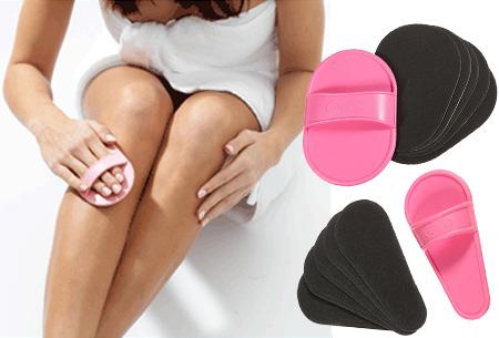 Ontharingspads | Snel en pijnloos verwijderen van ongewenst haar