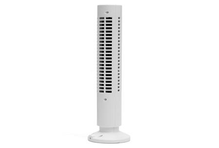 Compacte torenventilator | Heerlijk verkoelend tijdens de zomer Wit