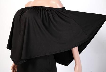 Off shoulder jurk | Voor een chique look met een sexy twist