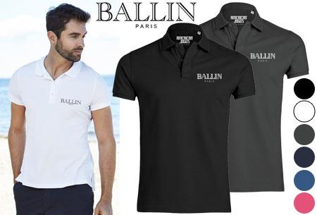 BALLIN Paris herenpolo's