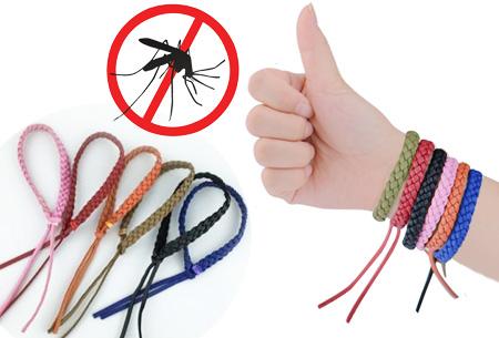 Anti-muggenbandjes