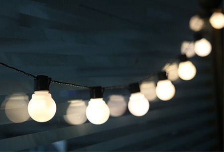 Party Verlichting Tuin : Party led lights