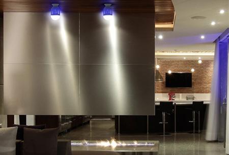 Anti-muggenlamp met E27 fitting | Verlichting en verdelger in één