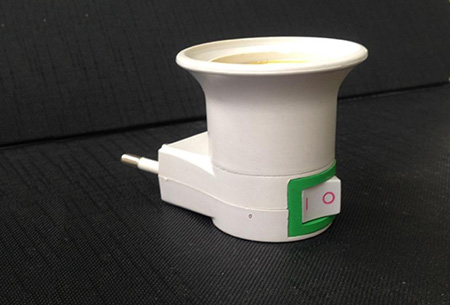 Anti-muggenlamp 4x Adapter