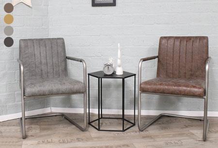 Industriële design stoelen