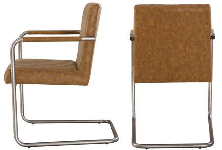 Industriële design stoelen | Prachtige stoelen met een vintage uitstraling