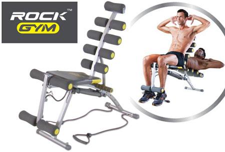Rock Gym fitnessapparaat