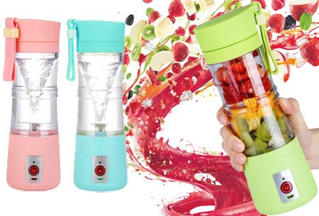 Draadloze Blender bottle