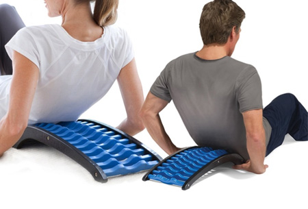 Orthopedische back stretcher | Verlicht en voorkomt pijn in de rug