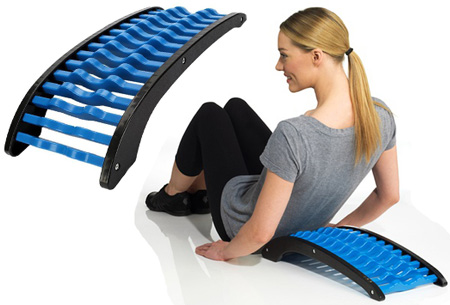 Orthopedische back stretcher