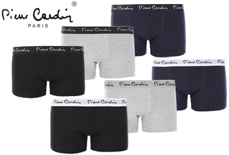 Pierre Cardin 2-pack herenboxers