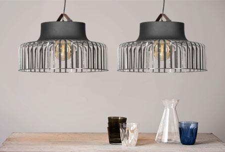 Industriele Hanglamp Keuken : Hive hanglamp